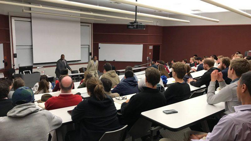 Culverhouse Hosts Conversation About Civil Rights and Economics