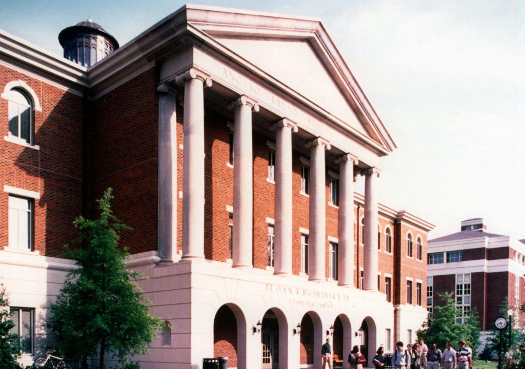 bruno bashinsky library in the 1990s