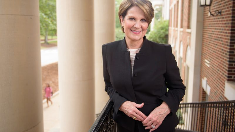 TIME Lists Culverhouse Alumna Hewson among 100 Most Influential People in the World