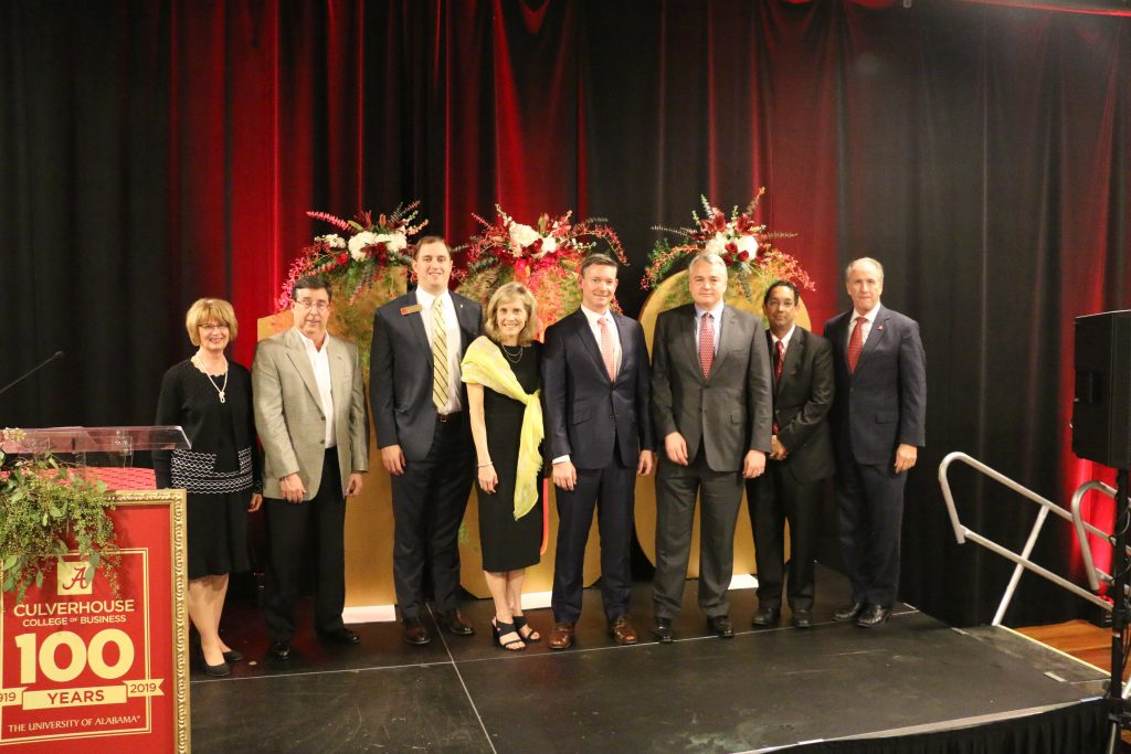 2019 Culverhouse Alumni Award Winners