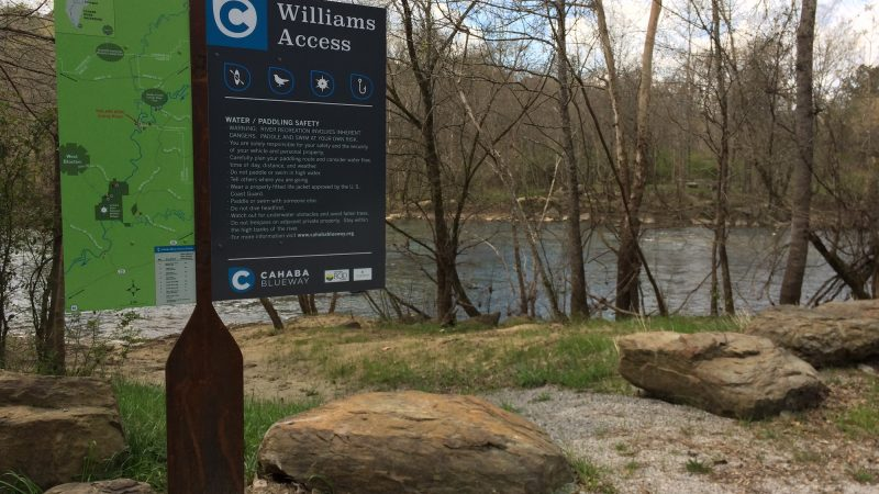 Culverhouse Center Launches Program to Improve Access to Cahaba River