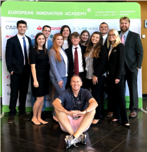 University of Alabama students from 2019 EIA