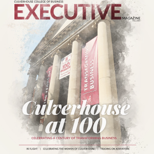 The Executive Cover