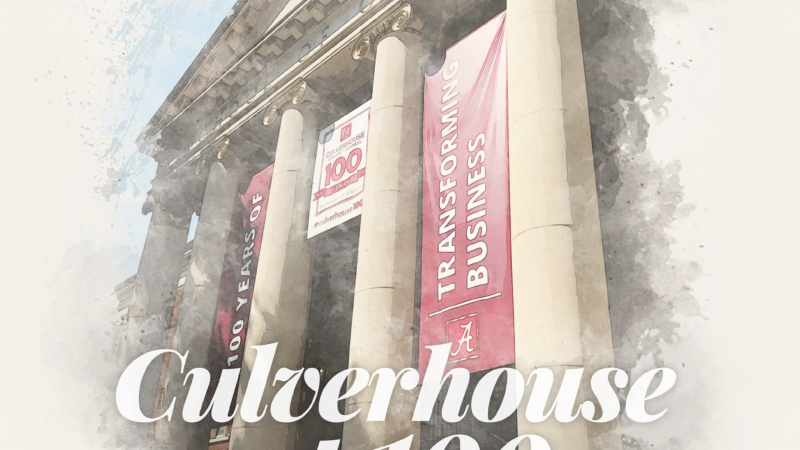 Latest Issue of Culverhouse's Executive Now Available