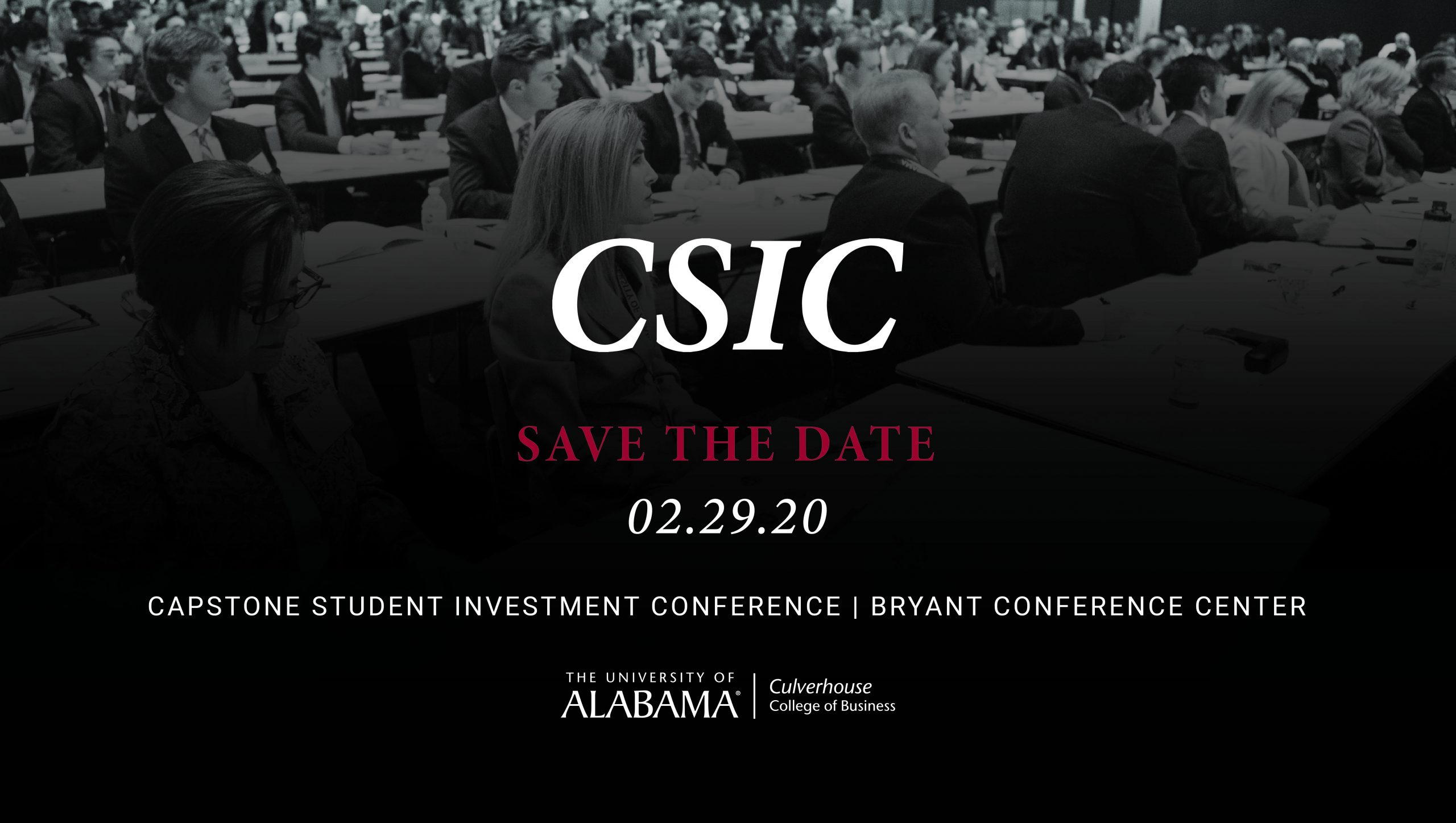 CSIC Save the Date