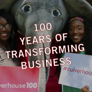 100 Years of Transforming Business