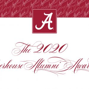 2020 alumni awards header