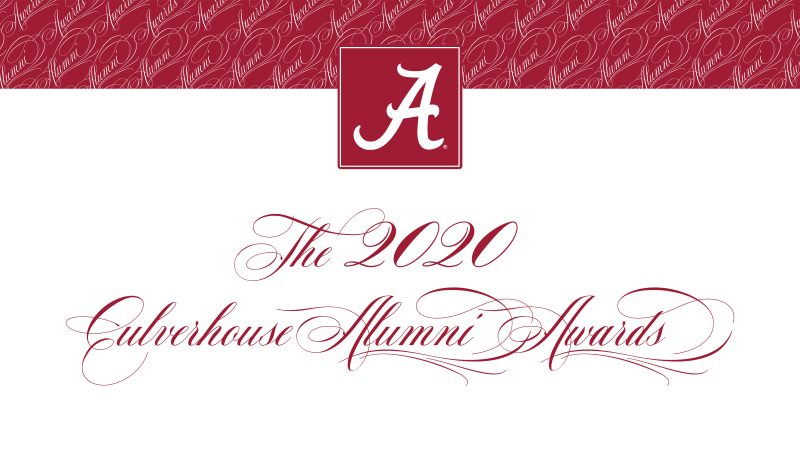 2020 Culverhouse Alumni Awardees Named