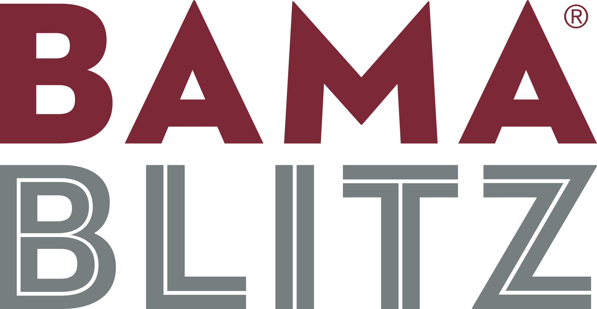 Bama Blitz Logo