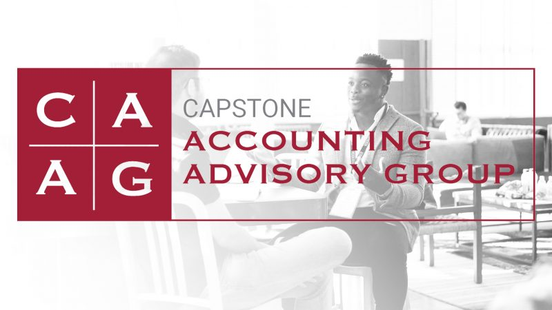 Capstone Accounting Advisory Group Leverages Student Talent to Help West Alabama Small Businesses