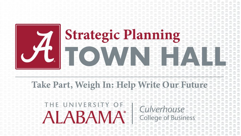 Strategic Planning Town Hall header