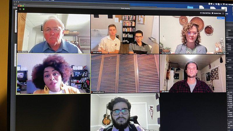A Virtual Gathering of Entrepreneurs
