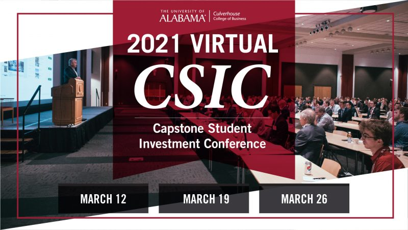 Registration Open for Virtual CSIC