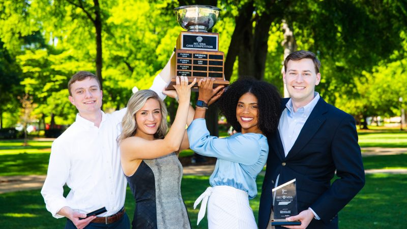 The Manderson MBA Advantage –5 reasons to get your MBA from The University of Alabama
