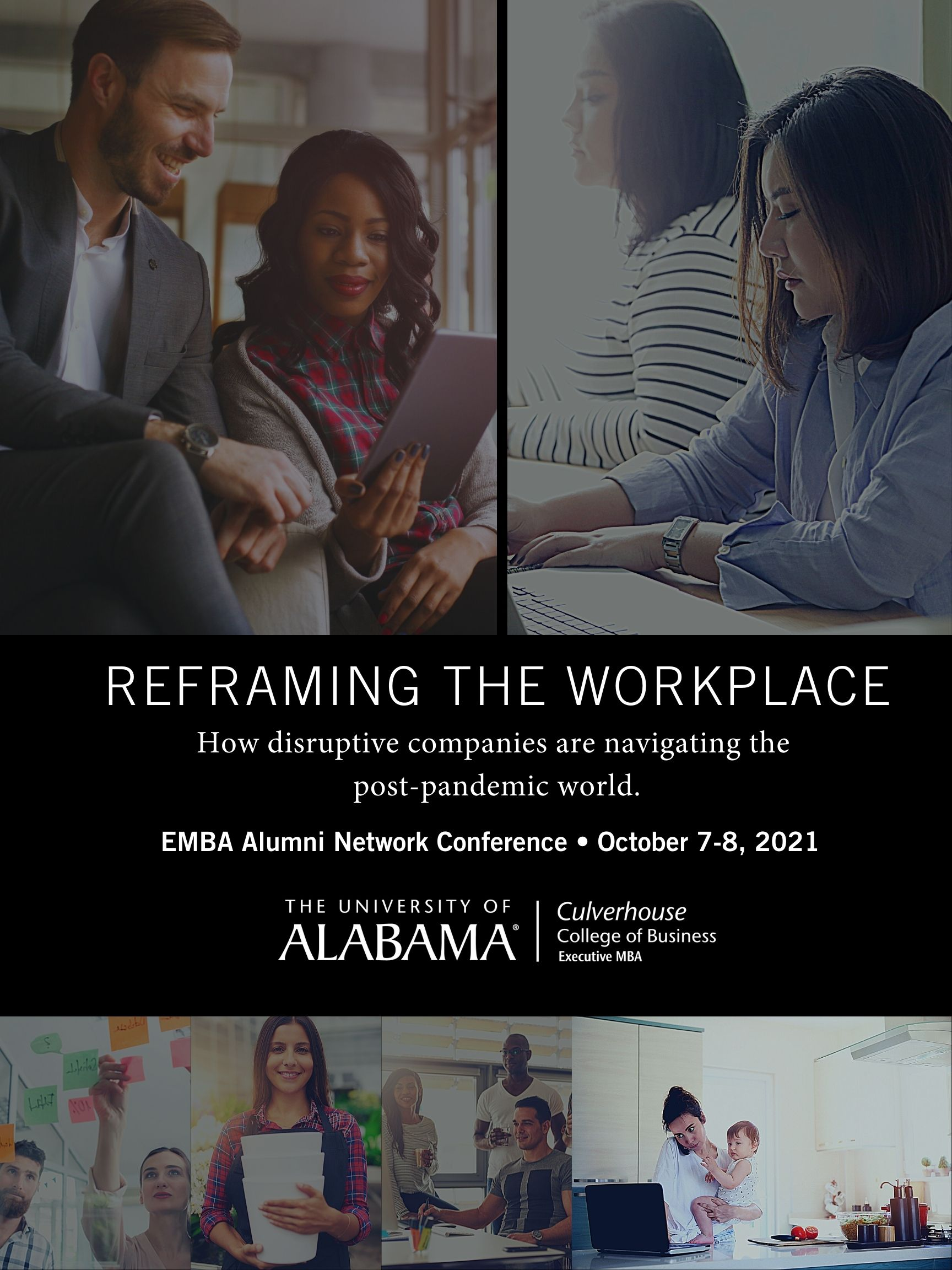 EMBA Annual Conference: Reframing the Workplace
