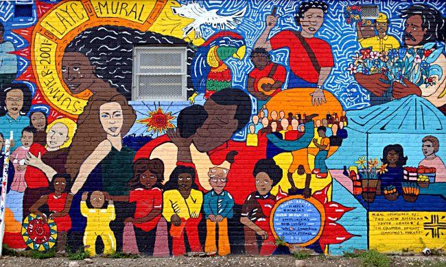 Hispanic Heritage Month Mural